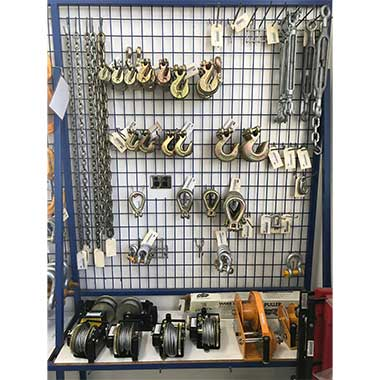 Chains Hooks and Shackles - Air & Lift Gear - Sunshine Coast | Maroochydore