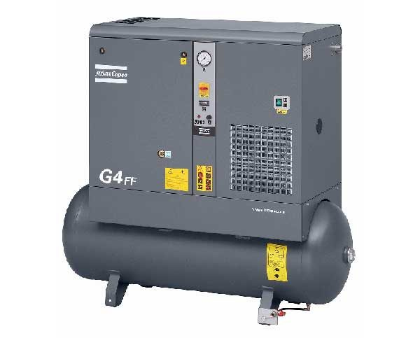 Atlas Copco - Screw Compressor - g4ff