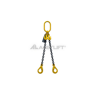 Chain Sling G80 – 2 Leg (Double Leg) – Self Lock