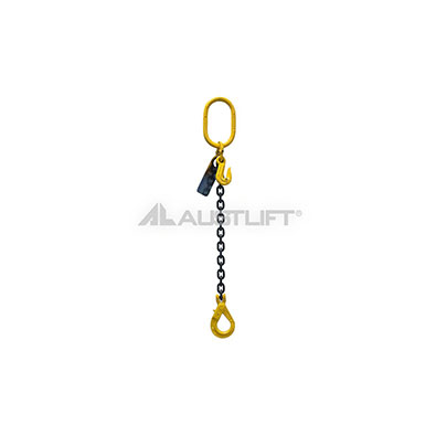 Chain Sling G80 – 1 Leg (Single Leg) – Self Lock