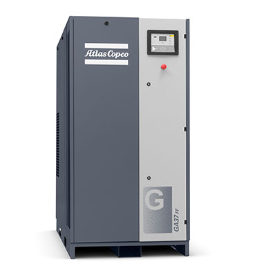 Atlas Copco – Screw Air Compressor VSD – 37 KW – GA 37 VSD